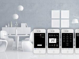 Smart Hotel Control - Mobile App