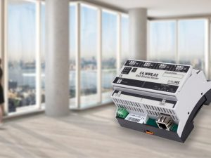 Smart Hotel Control - Web BACnet Router