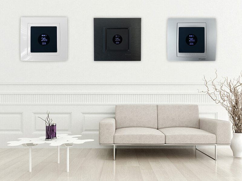 Smart Hotel Control - Room Controllers