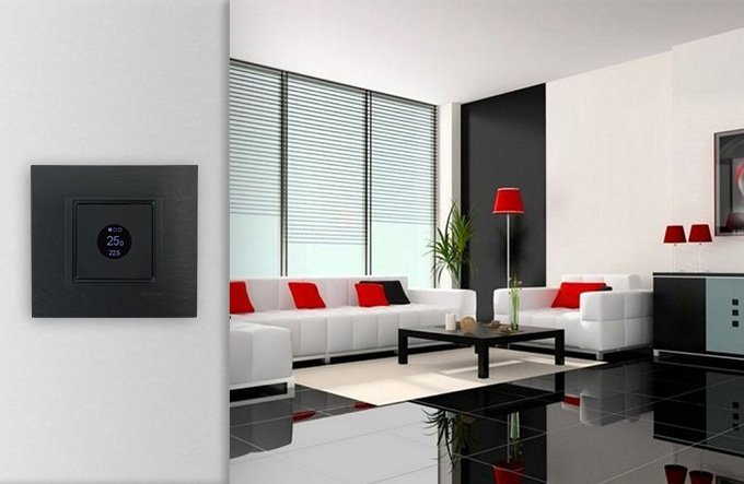 Smart Hotel Control benefit - Design