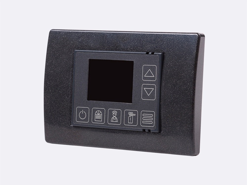 Smart Hotel Automation Solutions - Remote Display Unit