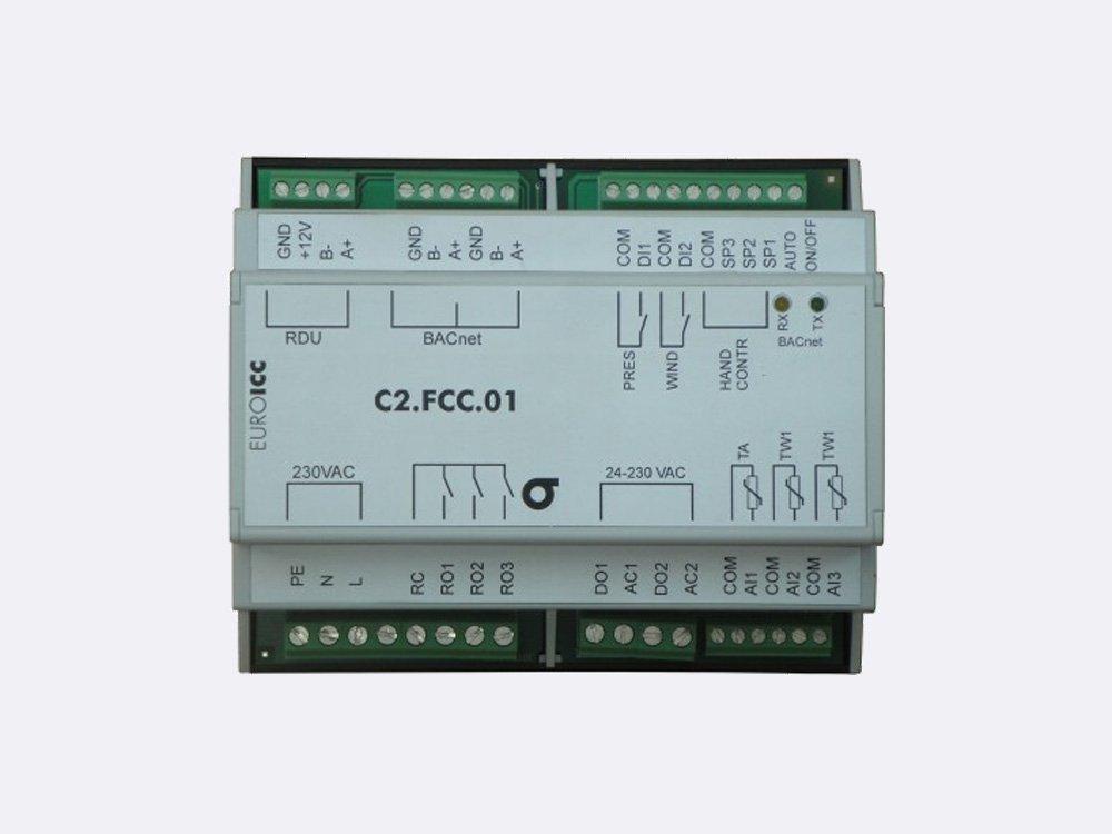 BACnet PLC – C2.FCC.01