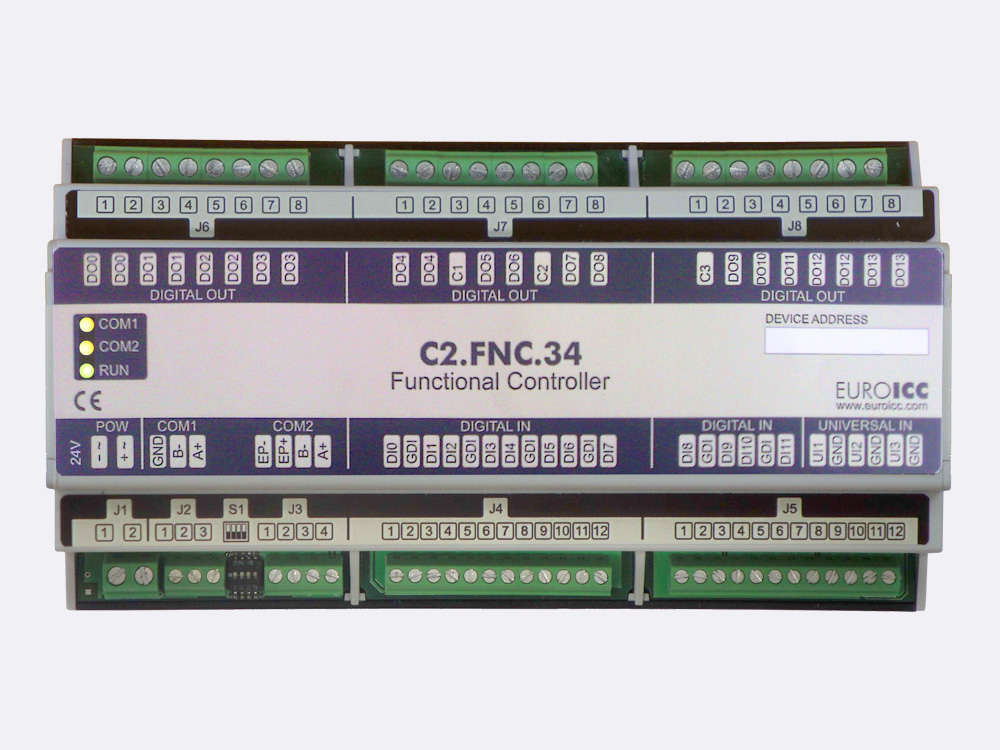 programmable functional controller C2.FNC.34