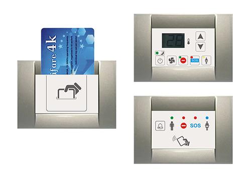 Smart Hotel - Room Units