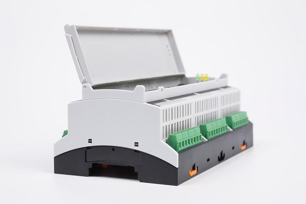 C2-DIO.33 BACnet PLC - Euroicc programmable digital input/output controller