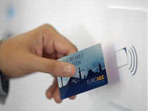 Smart Hotel Control - RFID-Card